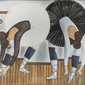 «Композиции и натюрморты» Выставка произведений Бориса Мессерера