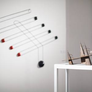 Выставочный проект «СЛОВА и ВЕЩИ» в МВК РАХ. Экспозиция