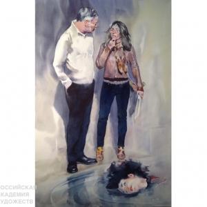 Выставка «Визионарный Реализм Андрея Есионова» в Риме