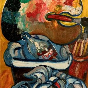 «Очарованный странник». Выставка произведений З.К.Церетели в рамках ХХ Фестиваля российского искусства в Каннах.