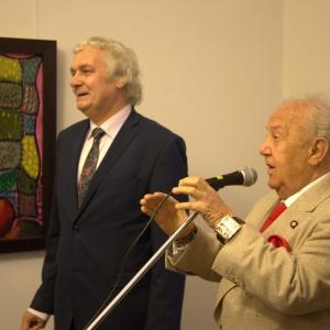 Выставочный проект «Возможные миры Зураба Церетели» в Ярославском Музее современного искусства.