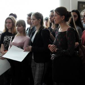 Выставка произведений Олега Савостюка в Воронеже