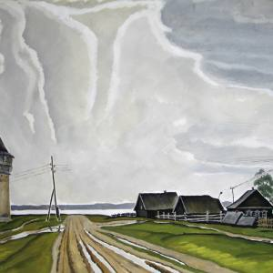 Выставка произведений Льва Шепелева (1937-2013)