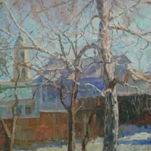 «Тихая моя Родина». Выставка Московского союза художников в Твери.