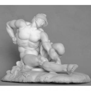 Выставка «(Не)подвижность. Русская классическая скульптура от Ф.И. Шубина до А.Т. Матвеева» в Петербурге