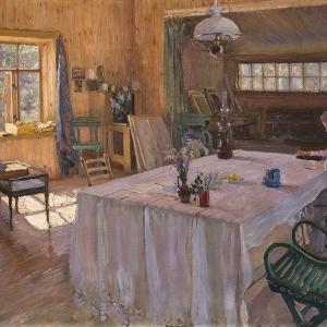 Выставка «Сергей Виноградов. Нарисованная жизнь» в Музее русского импрессионизма