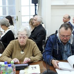 Круглый стол «Художественное проектирование и открытая форма. К 100-летию со дня рождения Е.А. Розенблюма»