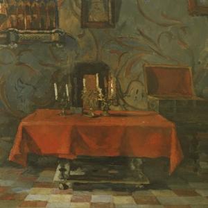 «Раздумья о России». Выставка произведений Андрея Петровича Горского (1926-2015) в Москве.