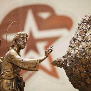 «Познание Добра». Выставка произведений Зураба Церетели из «Евангельского цикла» в Парке «Патриот».