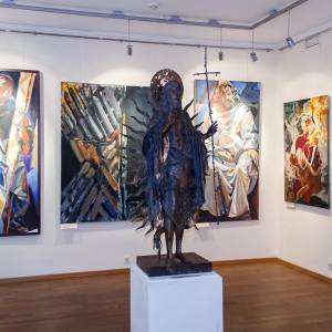 Выставочный проект «Своевременное искусство. Леонид Баранов, его друзья и герои» в Кемерово