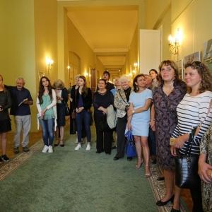 Выставка «Крымский мост» в Московском парламентском центре