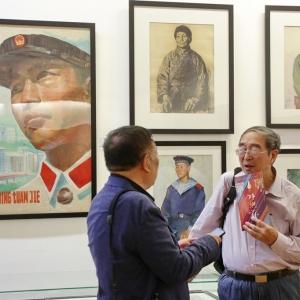 Выставочный проект к 70-летию установления дипломатических отношений между Китаем и Россией в МВК РАХ