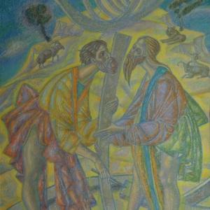«Годы». Выставка произведений Бориса Непомнящего