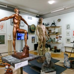 21.04.2021 - 23.05.2021. Выставка «Творческая мастерская скульптуры: опыт и поиск» в МВК РАХ