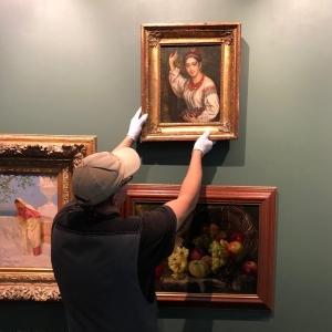 Выставка «Ex mea collectione… Исаак Бродский» в НИМ при РАХ