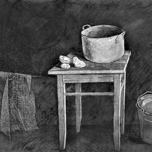 «Память». Выставка почётного члена РАХ Гиви Калмахелидзе в Липецке