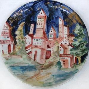 «Идеальное пространство». Выставка произведений Надежды Мухиной в Ярославле