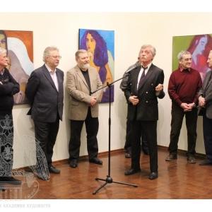 «Путь». Выставка произведений Ильи Комова