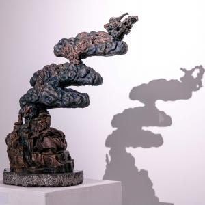Выставка «Олимп и Сион. Античный и древнееврейский миф в скульптурах Григория Златогорова» в МВК РАХ