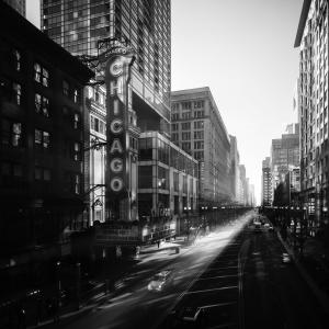 К.С.Симаков.Черно-белый Чикаго, Чикаго, 2019
