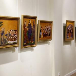 «Познание добра». Выставка произведений З.К.Церетели в Белгороде