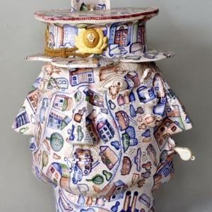 Выставка произведений Ивана Тарасюка «Тяжело  быть легкомысленным» в МВК РАХ, 2011