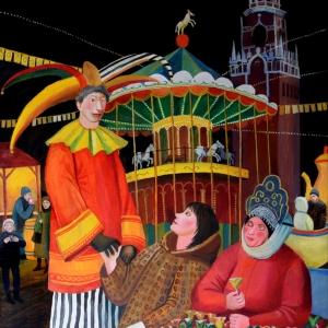 Метаморфозы». Выставка произведений Т. Назаренко и И. Новикова в Берне
