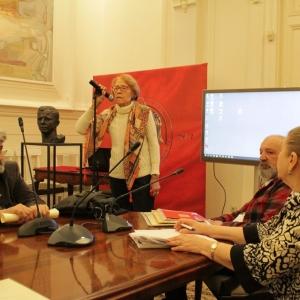 01.12.2017. Конференция «Традиции и современность» в РАХ