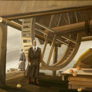 Выставка произведений  А. Вагнера и Г. Намеровского в Липецке