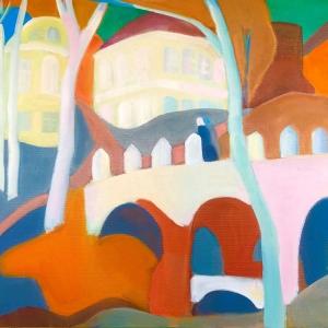 «Цветовой профиль». Выставка произведений Ильи Комова в РАХ