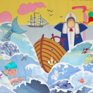 08.05.2019.-27.05.2019. «Ковры-фантазии». Выставка произведений Нины Буденной в Адыгее