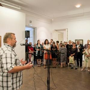 Выставка «Алексей Жабский. Судьба на холсте» в МВК РАХ