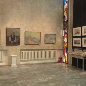 Выставка «Образ Крыма в творчестве русских художников» в ГЦМСИР