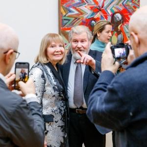 «Равноденствие». Выставка произведений Виктора и Ирины Калининых в Российской академии художеств