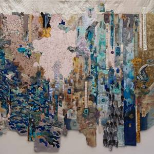 «Текстильные стихии 2020». Выставка Натальи Мурадовой в Москве