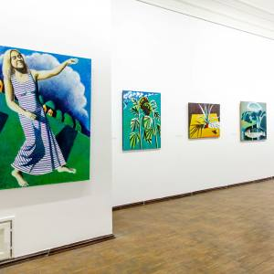 «По умолчанию…». Выставка произведений Валерия Мишина в МВК РАХ