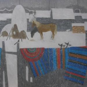 Выставка «85-лет Санкт-Петербургскому Союзу художников»