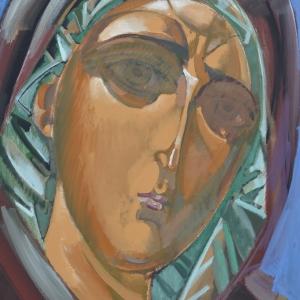 «От Алтая до Афона». Выставка произведений Виктора Калинина в Хвалынске