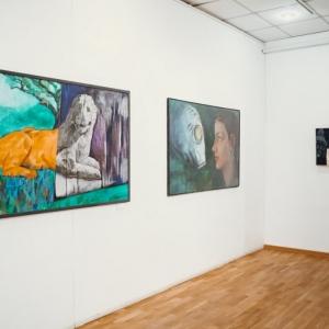 Сетевой выставочный проект «Природа бинарности» в галерее «На Каширке»