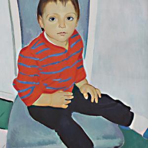 Выставка произведений Виктора Псарёва «Художник и время» в Российской академии художеств