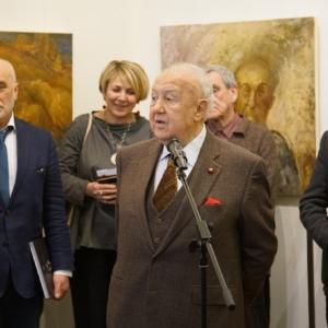 Выставка произведений Риты Хасо и Билара Царикаева.