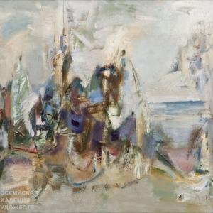 «Музыка жизни». Выставка произведений Василия Николаева в Рязани