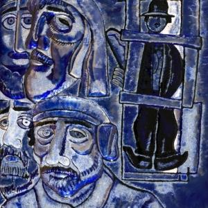 24.07.2019-11.08.2019. Выставка произведений З.К.Церетели во Владивостоке.
