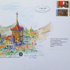 Выставка произведений Алекса Долля в Санкт-Петербурге