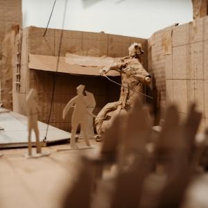 Сетевой выставочный проект «Мир театра» в галерее «На Каширке»