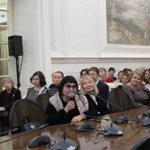 8.11.2019-15.12.2019. Выставка керамики Валентины Кузнецовой в Российской академии художеств