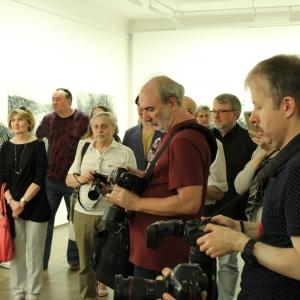 «Всюду жизнь». Выставка произведений Константина Батынкова в МВК РАХ.