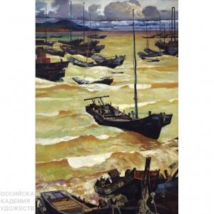 Выставка произведений А.Н.Блиока в Рязани