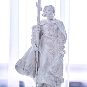 Выставка произведений А.Аполлонова в постоянной экспозиции Краснодарского музея им.Ф.А.Коваленко.