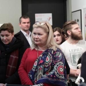 «Свет озарения». Выставка произведений В.Колесникова и С.Крестовского в галерее ЦПИ